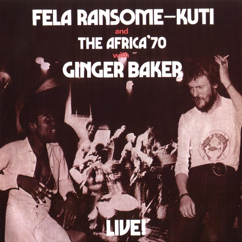 Live! - Fela Ransome-Kuti Album